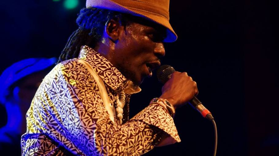 Fela Kuti's trumpet player | Muyiwa Kunnuji